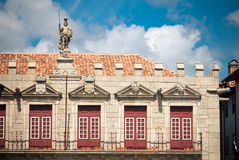 Guimaraes Palace Royalty Free Stock Images