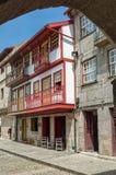 Guimaraes Portogallo Fotografia Stock