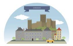 guimaraes Portugal Obrazy Royalty Free