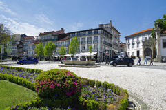 Guimaraes, Portugal. Stock Photography