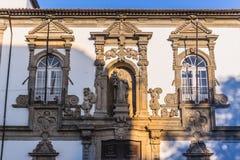 Guimaraes in Portugal royalty free stock photo