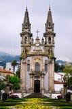 Guimareaskerk stock afbeelding