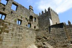 Guimarães Castle, Guimarães, Portugal Royalty Free Stock Image