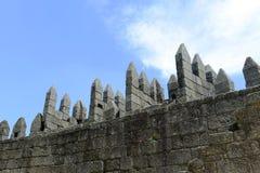 Guimarães Castle, Guimarães, Portugal Stock Photos