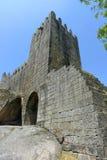 Guimarães Castle, Guimarães, Portugal Stock Photography
