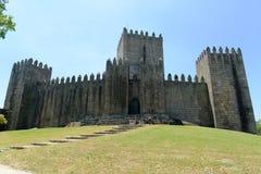 Guimarães Castle, Guimarães, Portugal Royalty Free Stock Images
