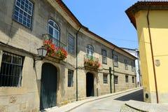 Guimarães Historic Centre, Portugal Stock Photography