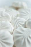 Guimauve blanche Photographie stock