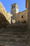 Guimera, Lleida Royalty Free Stock Images