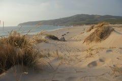 Guincho海滩 库存图片