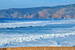 Guincho beach Royalty Free Stock Photography