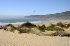 Guincho beach Stock Photography