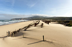 Guincho Beach, Portugal Royalty Free Stock Photos
