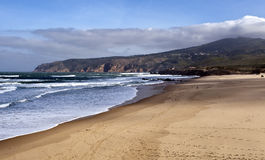 Guincho Beach, Portugal Stock Image