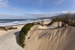 Guincho Beach, Portugal Royalty Free Stock Photography