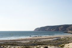 Guincho Cascais Stock Photography