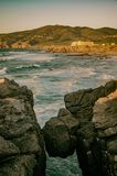 Guincho Cliffs royalty free stock images