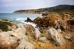 Guincho Cliffs Stock Photos