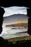 Guincho kustlinje Royaltyfria Bilder