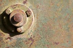 Guincho oxidado Foto de Stock Royalty Free