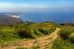 Guincho from Peninha Stock Image