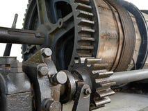 Guincho velho na mina moldada imagens de stock
