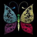 Guindineau coloré Photos libres de droits