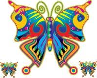Guindineau coloré illustration stock