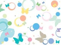 Guindineaux et bulles Illustration Stock