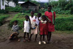 Guinée équatoriale - Moca Photos stock