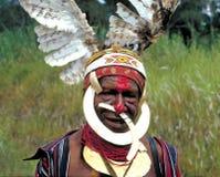 guinea nya papua Royaltyfri Foto