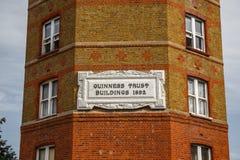 Guiness-Vertrouwen Stock Fotografie