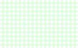 Guingão-como o pano de tabela com hortelã verificações verdes e do branco ilustração royalty free
