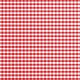 Guingan rouge Image libre de droits