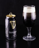 Guinness beer can Royalty Free Stock Images