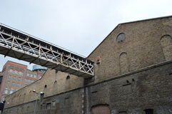 Guinness beer factory in Dublin Stock Photos