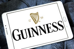 Guinness beer logo Royalty Free Stock Photos