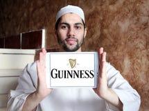 Guinness beer logo Stock Photo