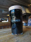 Guinness beer pint in Oslo Stock Images