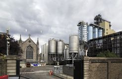 Guinness Brewery in Dublin Stock Image