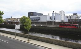 Guinness Brewery in Dublin Royalty Free Stock Photos