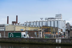 Guinness brewery in Dublin Stock Photography
