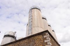 Guinness Brewery, Ireland. DUBLIN, IRELAND - JULY 12, 2016: Guinness Brewery. Guinness is an Irish dry stout produced by Diageo originated in the brewery of Stock Photography