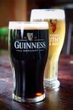 Guinness ed Alexander Keith Fotografie Stock Libere da Diritti