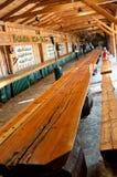 Guinness-längste Planke Stockbild