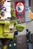 Guinness logotecken Royaltyfria Foton