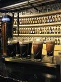 Guinness pół kwarty fotografia stock
