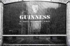 Guinness Storehouse Royalty Free Stock Photos