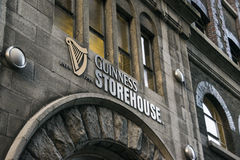 Guinness Storehouse Dublin Obrazy Royalty Free