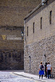 Guinness Storehouse. Dublin, Ireland. August 18, 2015. Ireland's Top visitor attraction the Guinness Storehouse Royalty Free Stock Images